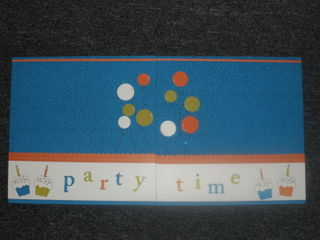 Partytime layout